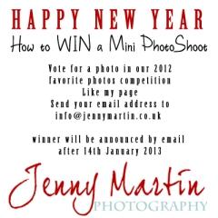 Win a free mini photo shoot